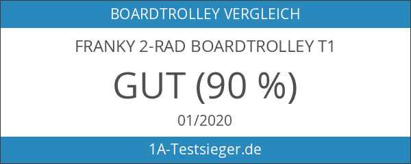 Franky 2-Rad Boardtrolley T1