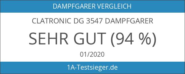 Clatronic DG 3547 Dampfgarer