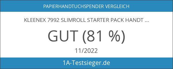 Kleenex 7992 Slimroll Starter Pack Handtuch