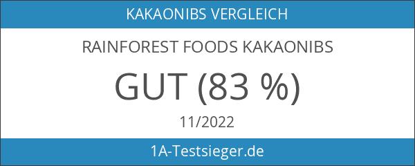 Rainforest Foods Kakaonibs