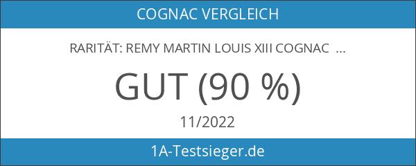Rarität: Remy Martin Louis XIII Cognac Magnumflasche 1