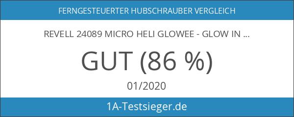 REVELL 24089 Micro Heli Glowee - Glow in the Dark