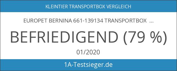 Europet Bernina 661-139134 Transportbox Paw