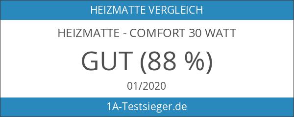 Heizmatte - Comfort 30 Watt