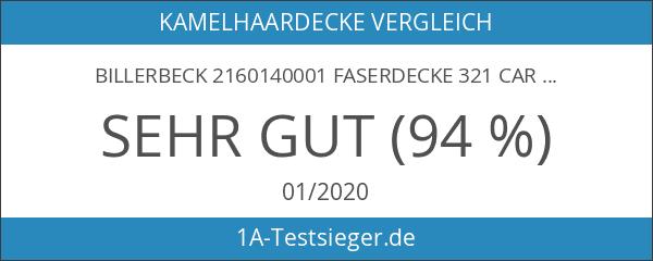 Billerbeck 2160140001 Faserdecke 321 Carat Uno