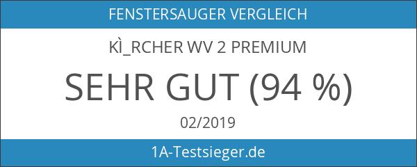KÌ_rcher WV 2 Premium