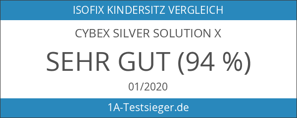 Cybex Silver Solution X Kinderautositz Gruppe 2