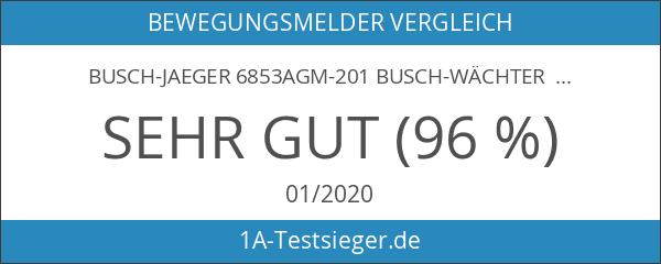 Busch-Jaeger 6853AGM-201 Busch-Wächter 90 ProfessionalLINE braun 6853 AGM-201