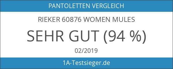Rieker 60876 Women Mules
