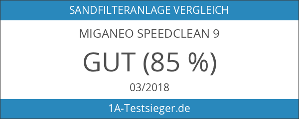 Miganeo Speedclean 9
