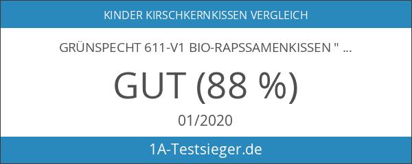 """Grünspecht 611-V1 Bio-Rapssamenkissen """"Natur Pur"""""""