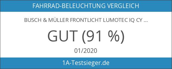 Busch & Müller Frontlicht Lumotec IQ Cyo Premium T senso