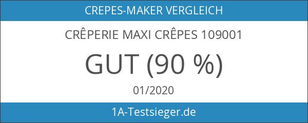 CRÊPERIE Maxi Crêpes 109001