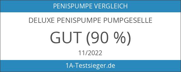 Deluxe Penispumpe Pumpgeselle