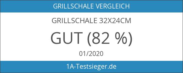 Grillschale 32X24cm