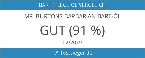 Mr. Burtons Barbarian Bart-Öl