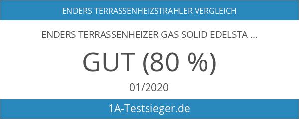 Enders Terrassenheizer Gas SOLID Edelstahl