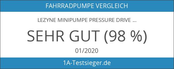 Lezyne Minipumpe Pressure Drive