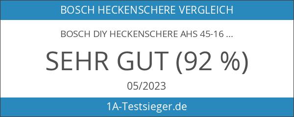 Bosch DIY Heckenschere AHS 45-16