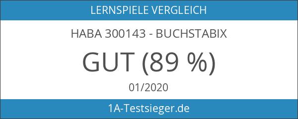 Haba 300143 - Buchstabix