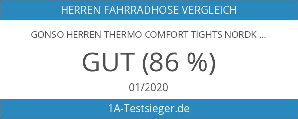 Gonso Herren Thermo Comfort Tights Nordkap V2