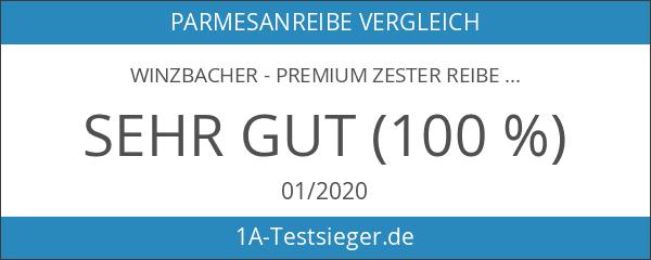 Winzbacher - Premium Zester Reibe
