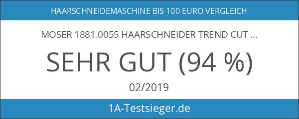 Moser 1881.0055 Haarschneider TREND CUT