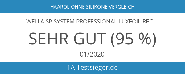 Wella SP System Professional Luxeoil Reconstructive Elixir Haaroil