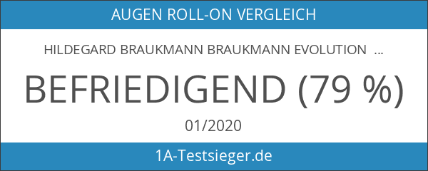 Hildegard Braukmann Braukmann Evolution Spezial Ro ll on Augencreme 10