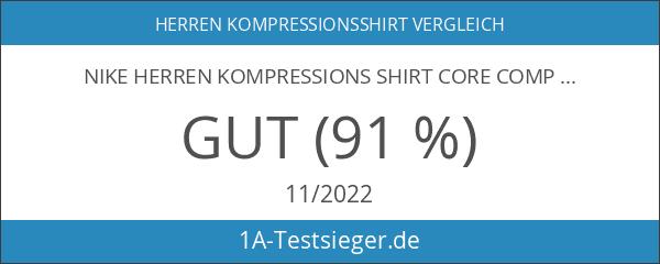 NIKE Herren Kompressions Shirt Core Compression SL 2