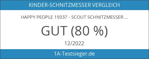 Happy People 19337 - Scout Schnitzmesser