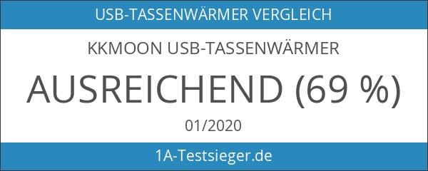 KKMOON USB-Tassenwärmer