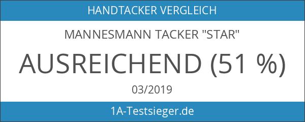 "Mannesmann Tacker ""Star"""