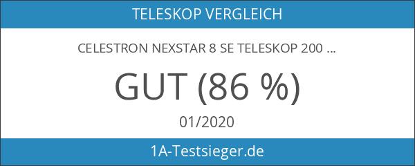 Celestron NexStar 8 SE Teleskop 200