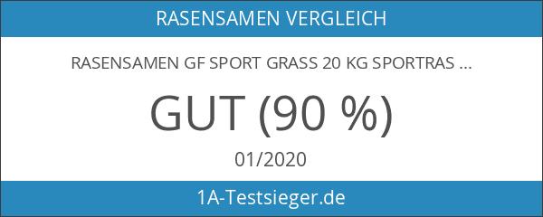 Rasensamen GF Sport Grass 20 kg Sportrasen Sport- und Spielrasen