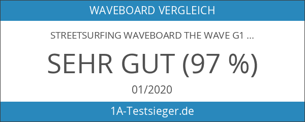 Streetsurfing Waveboard The Wave G1