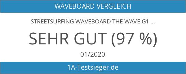 "Streetsurfing Street Surfing ""the Wave G1""-Radiance Waveboard"