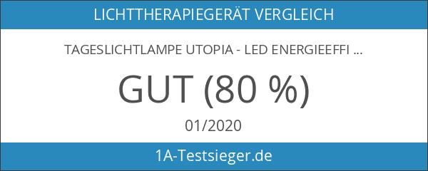 Tageslichtlampe Utopia - LED Energieeffiziente HÄLFTE der Energiekosten