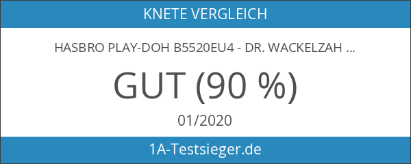 Hasbro Play-Doh B5520EU4 - Dr. Wackelzahn