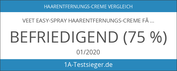 Veet Easy-Spray Haarentfernungs-Creme für sensible Haut