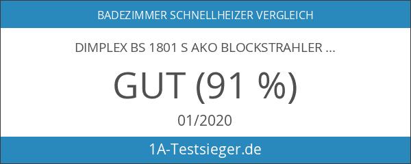 Dimplex BS 1801 S AKO Blockstrahler