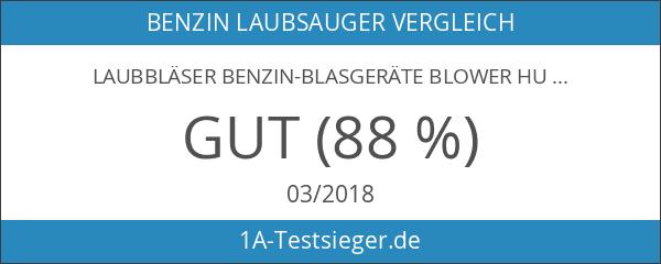 Laubbläser Benzin-Blasgeräte BLOWER HUSQVARNA125B - Luftgeschwindigkeit Max 76 M
