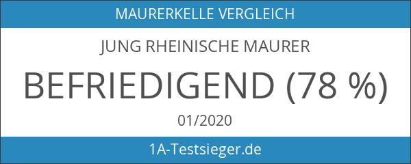 Jung Rheinische Maurer