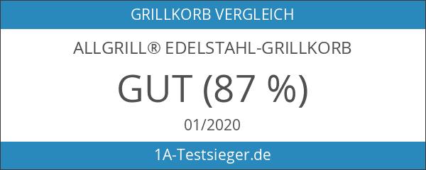 Allgrill® Edelstahl-Grillkorb