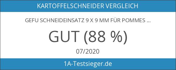 Gefu Schneideinsatz 9 x 9 mm für Pommes-Schneider