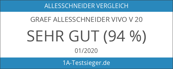 Graef Allesschneider Vivo V 20