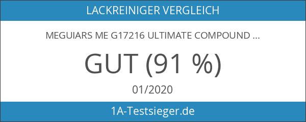 Meguiars ME G17216 Ultimate Compound