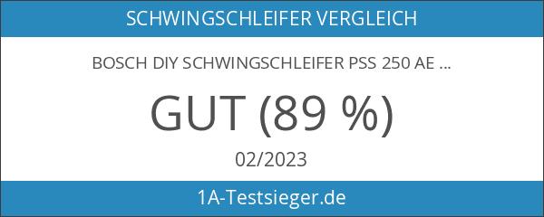 Bosch DIY Schwingschleifer PSS 250 AE