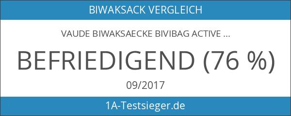 VAUDE Biwaksaecke Bivibag Active