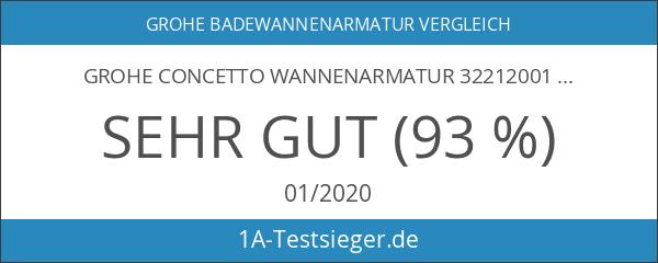 GROHE Concetto Wannenarmatur 32212001